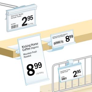 Label Holders