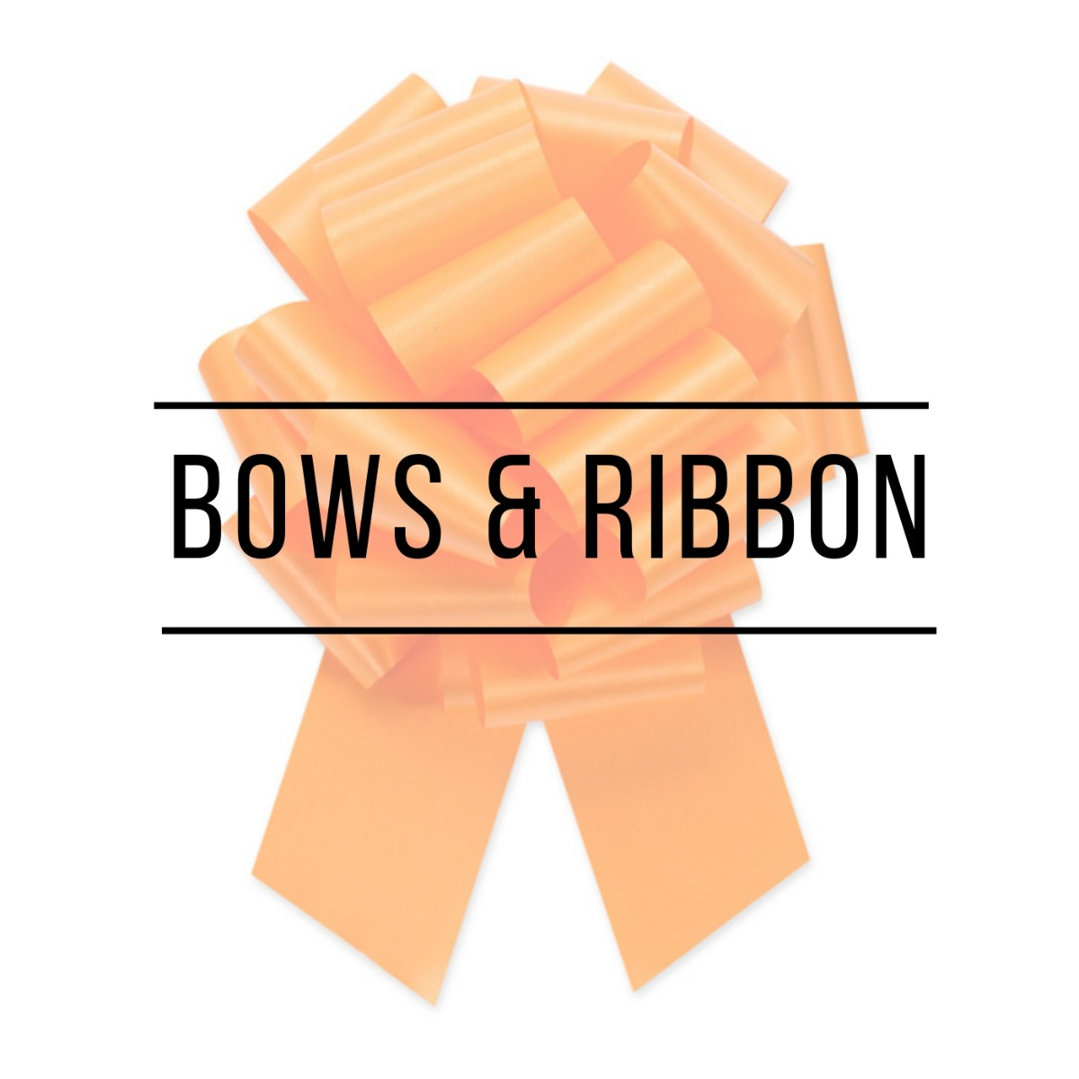 Purple, red, blue, pink and other colors from our selection of bows and ribbon are available in Hawaii.