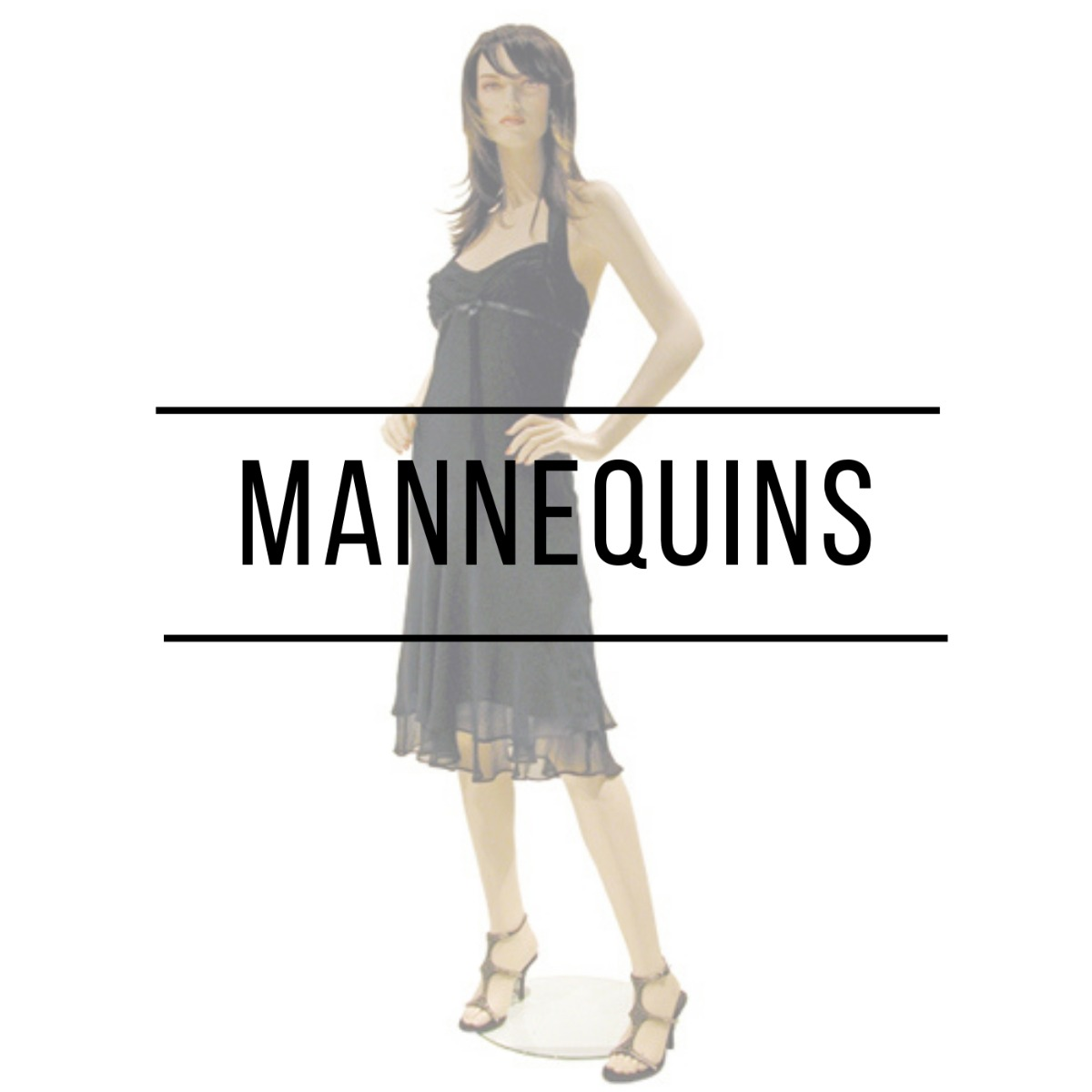 Mannequins & Forms are available in male, female and children. Hawaii offers different colors.